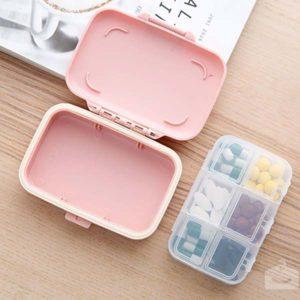 7 Days Pill Box 2